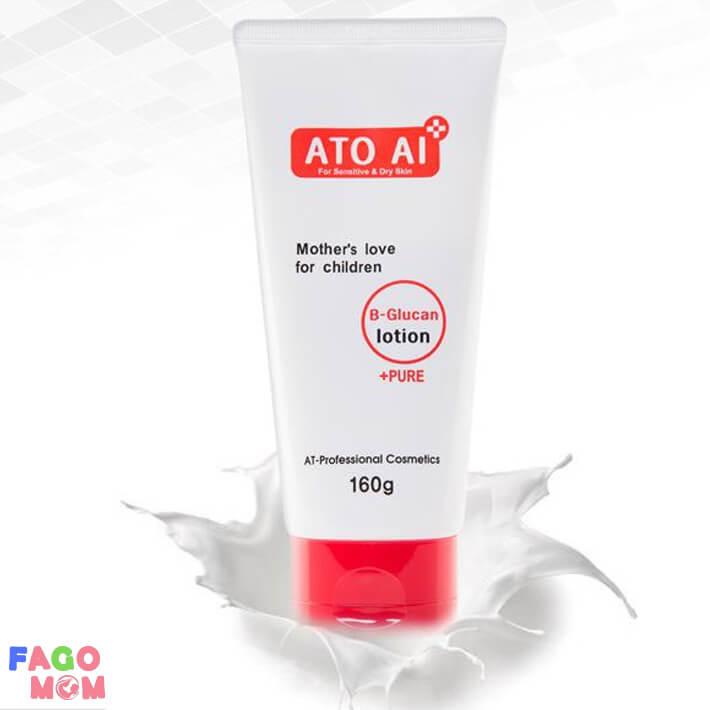 Sữa dưỡng da chiết xuất từ thiên nhiên ATO AI 160g