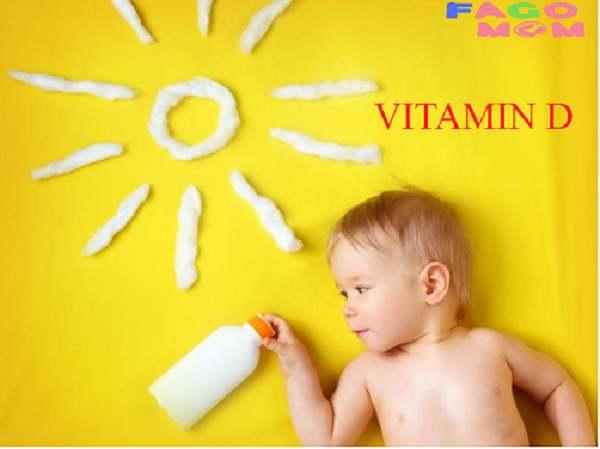5+ điều mẹ cần biết khi trẻ thiếu vitamin D bị còi xương