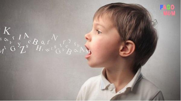 Khắc phục chứng rối loạn ngôn ngữ ở trẻ
